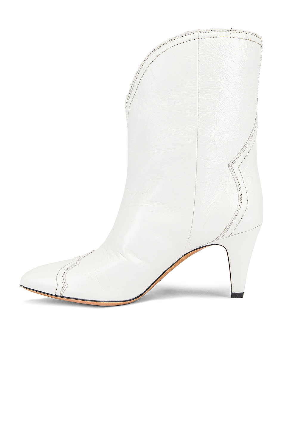 Image 5 of Isabel Marant Dythey Boot in White