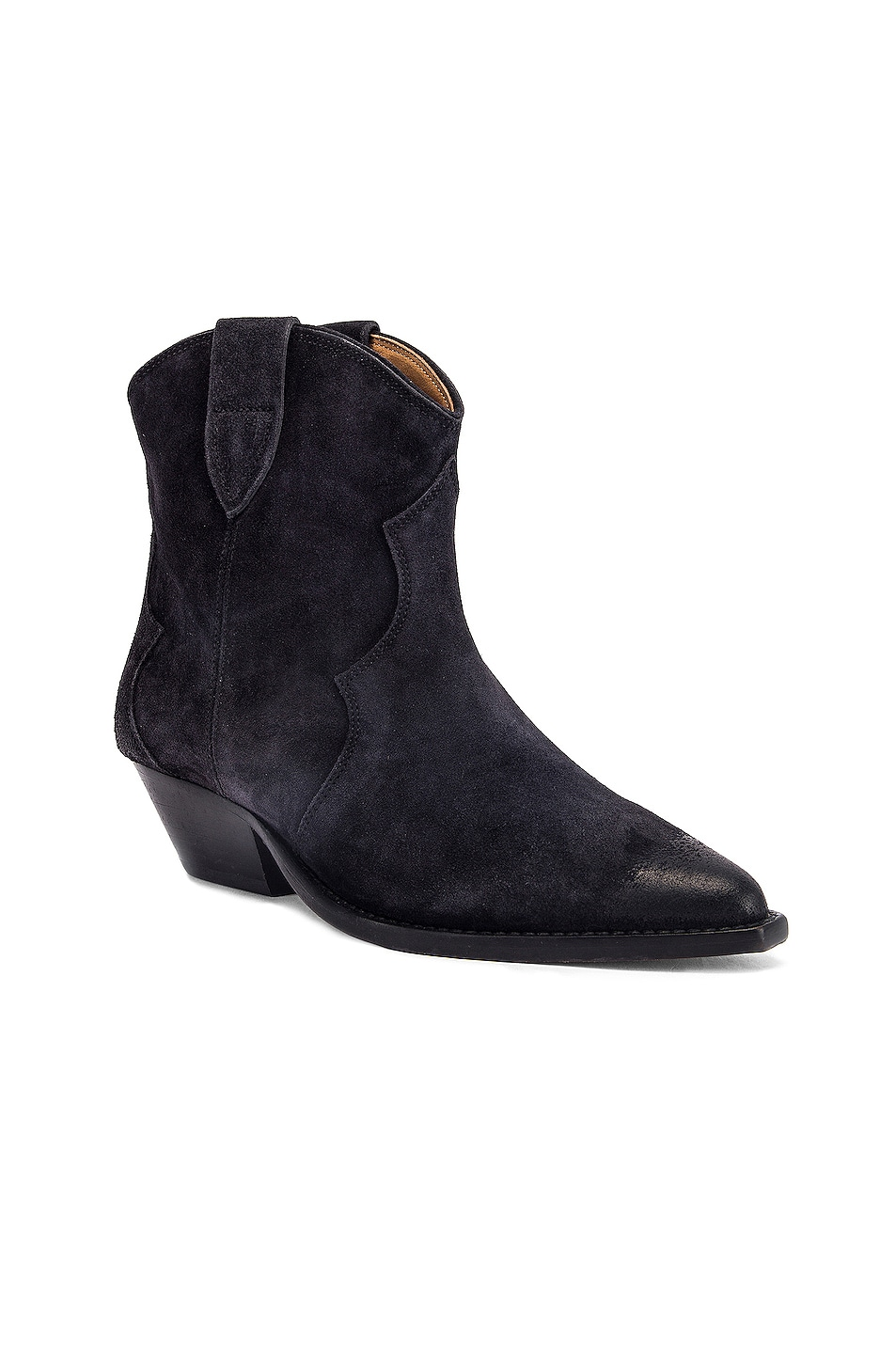 Image 2 of Isabel Marant Dewina Boot in Faded Black