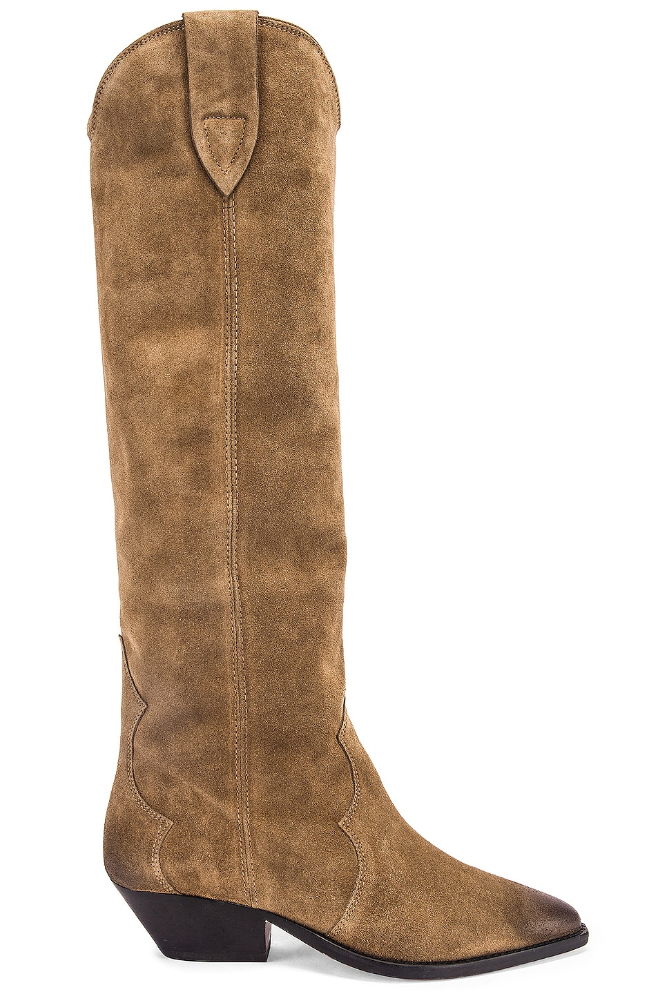 Image 1 of Isabel Marant Denvee Boot in Taupe