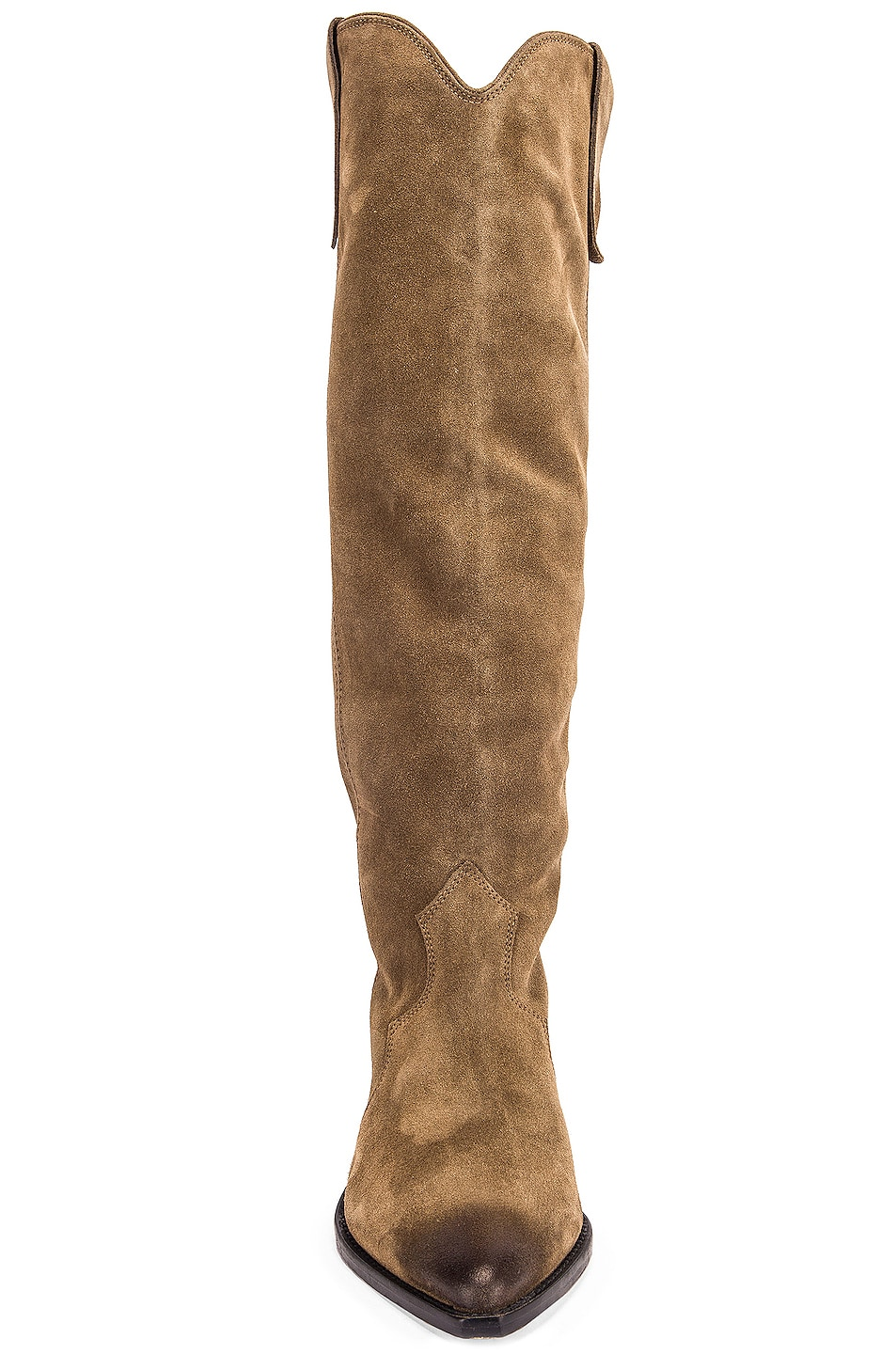 Image 4 of Isabel Marant Denvee Boot in Taupe
