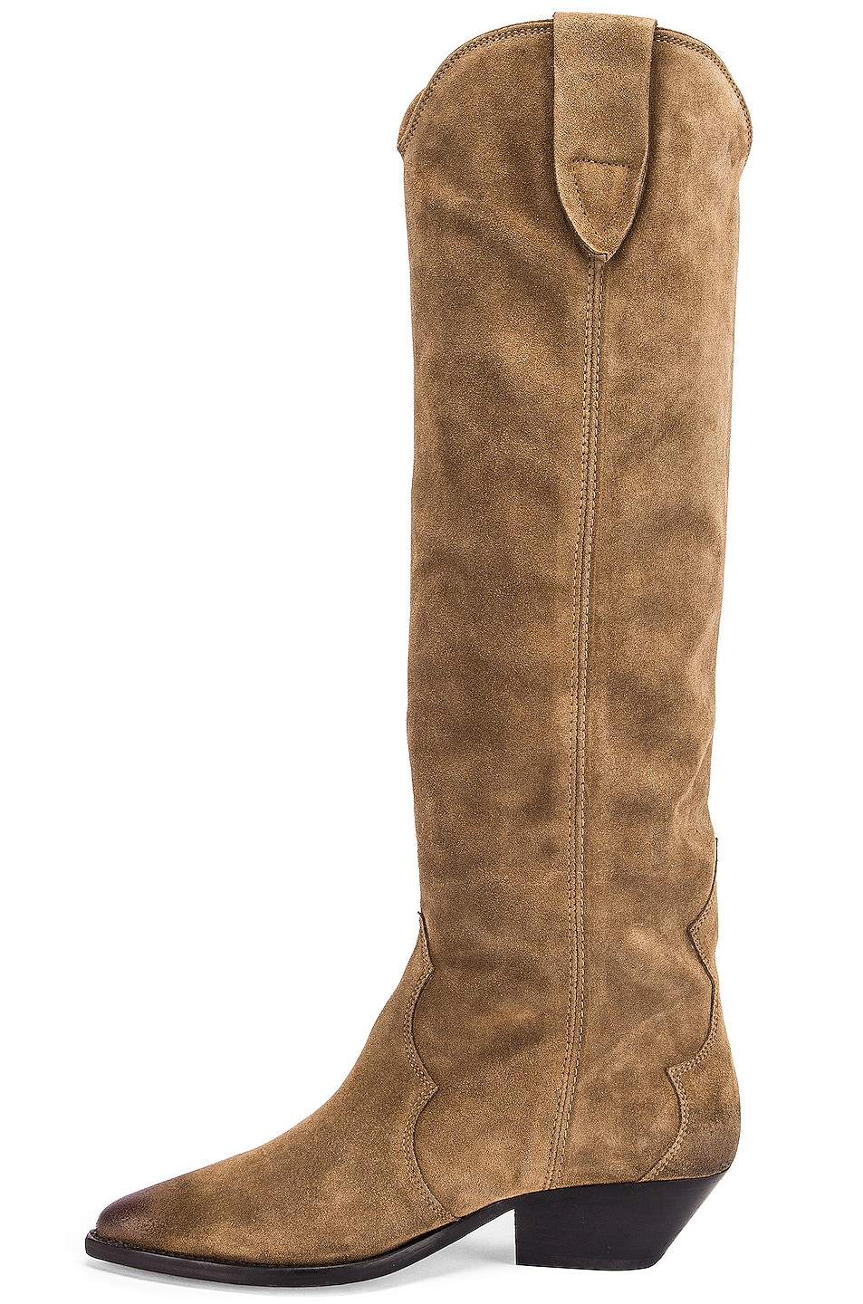 Image 5 of Isabel Marant Denvee Boot in Taupe