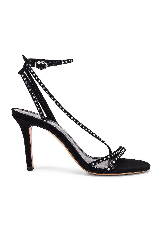 Image 1 of Isabel Marant Athist Sandal in Black