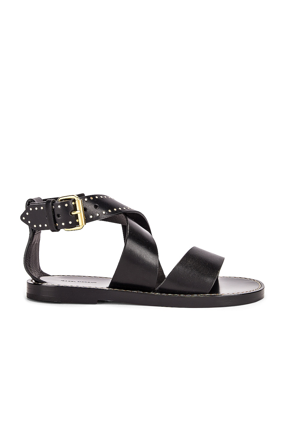 Image 1 of Isabel Marant Juzee Sandal in Black