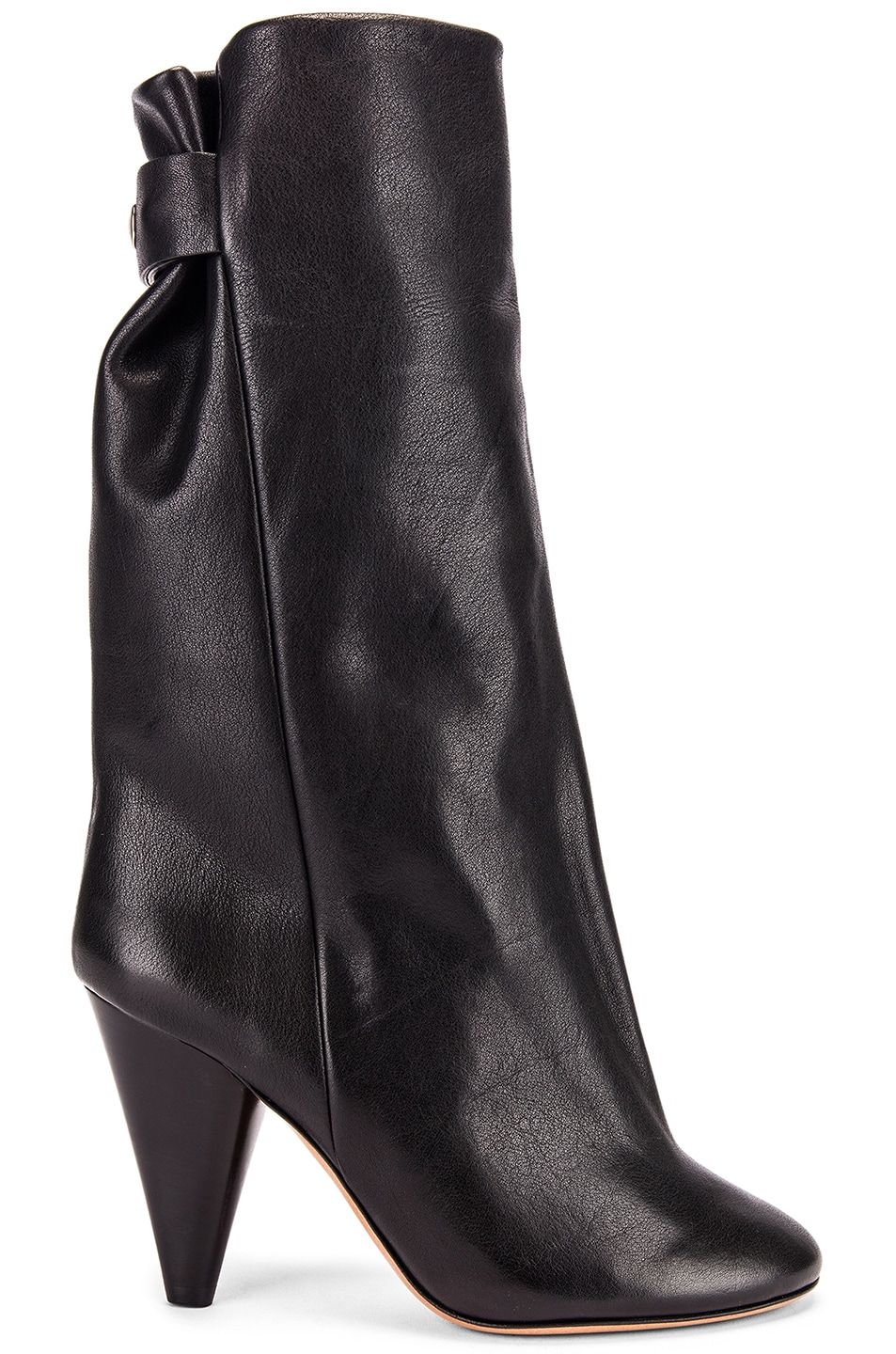 Image 1 of Isabel Marant Lakfee Boot in Black