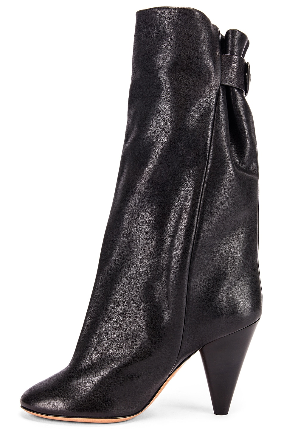 Image 5 of Isabel Marant Lakfee Boot in Black