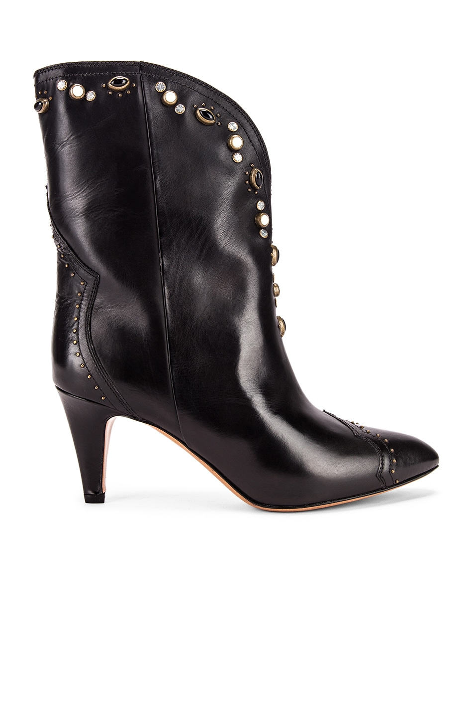 Image 1 of Isabel Marant Dythey Boot in Black