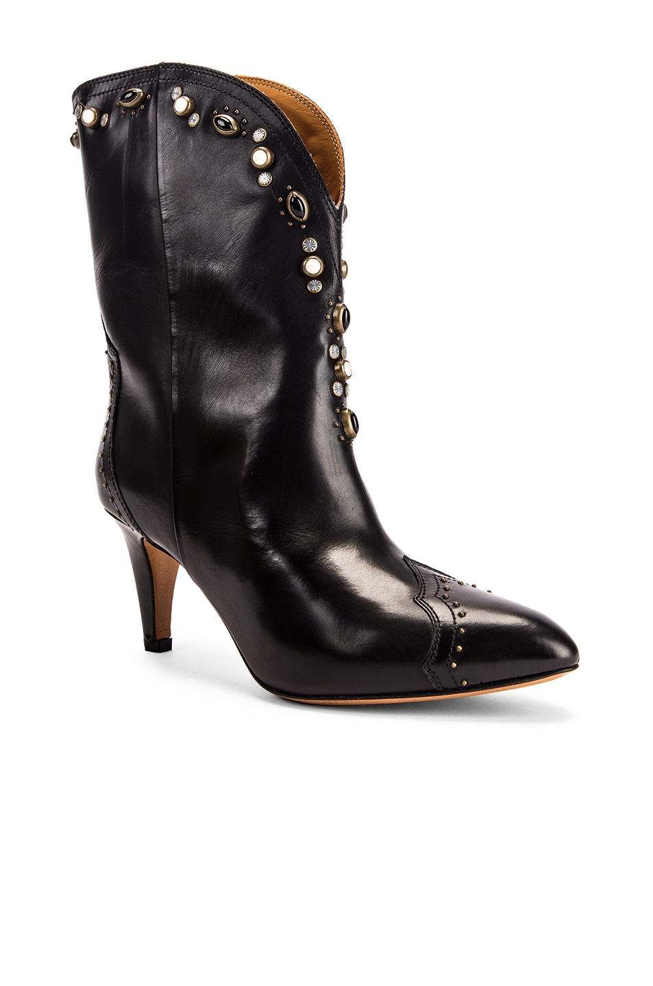 Image 2 of Isabel Marant Dythey Boot in Black