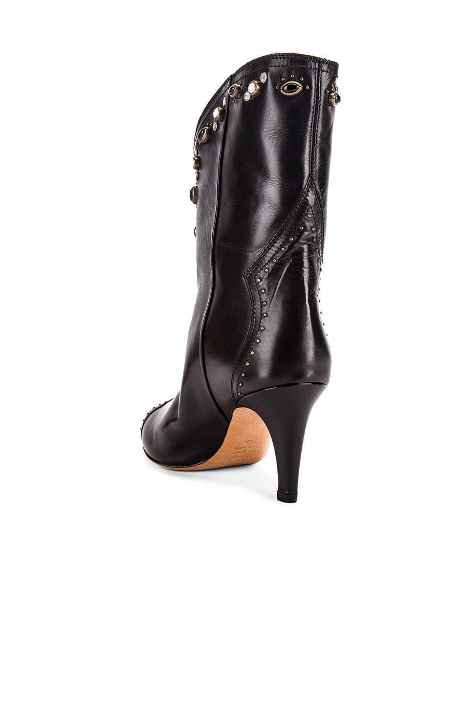 Image 3 of Isabel Marant Dythey Boot in Black
