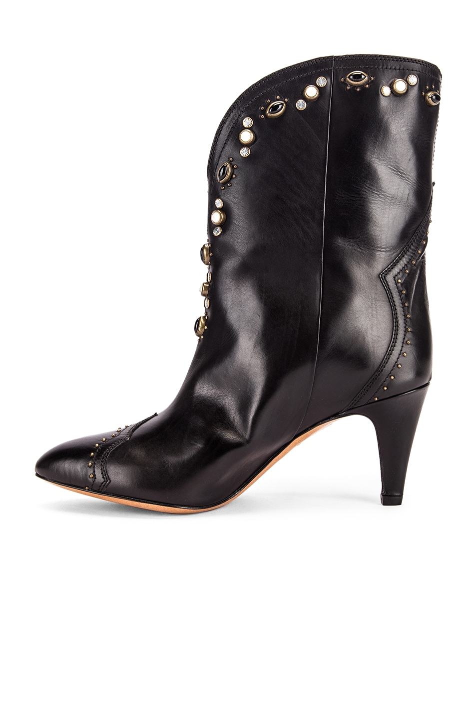 Image 5 of Isabel Marant Dythey Boot in Black