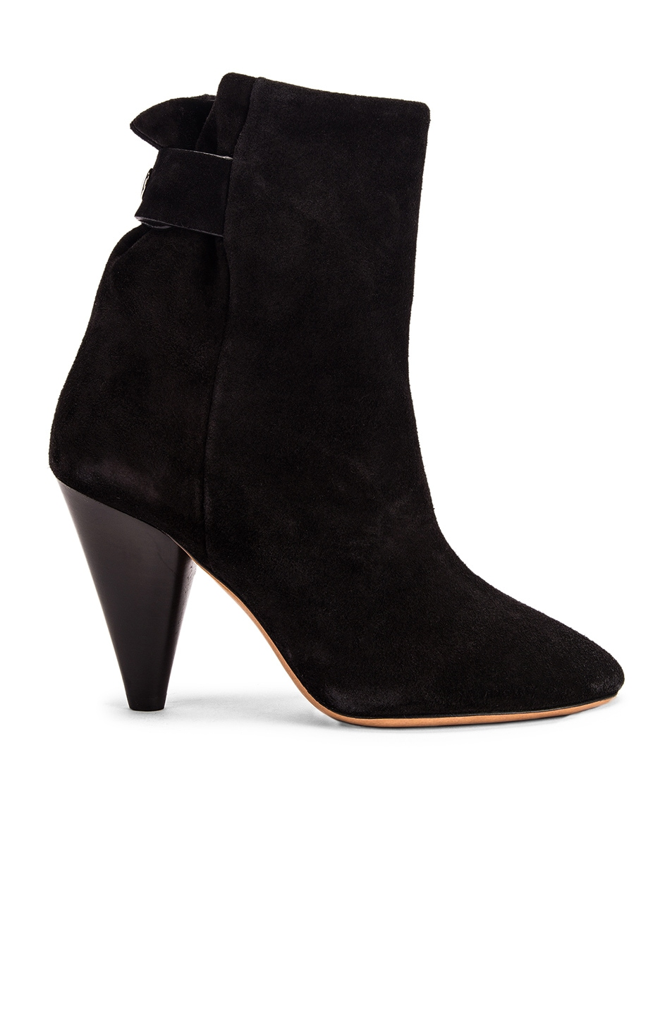 Image 1 of Isabel Marant Lystal Boot in Black