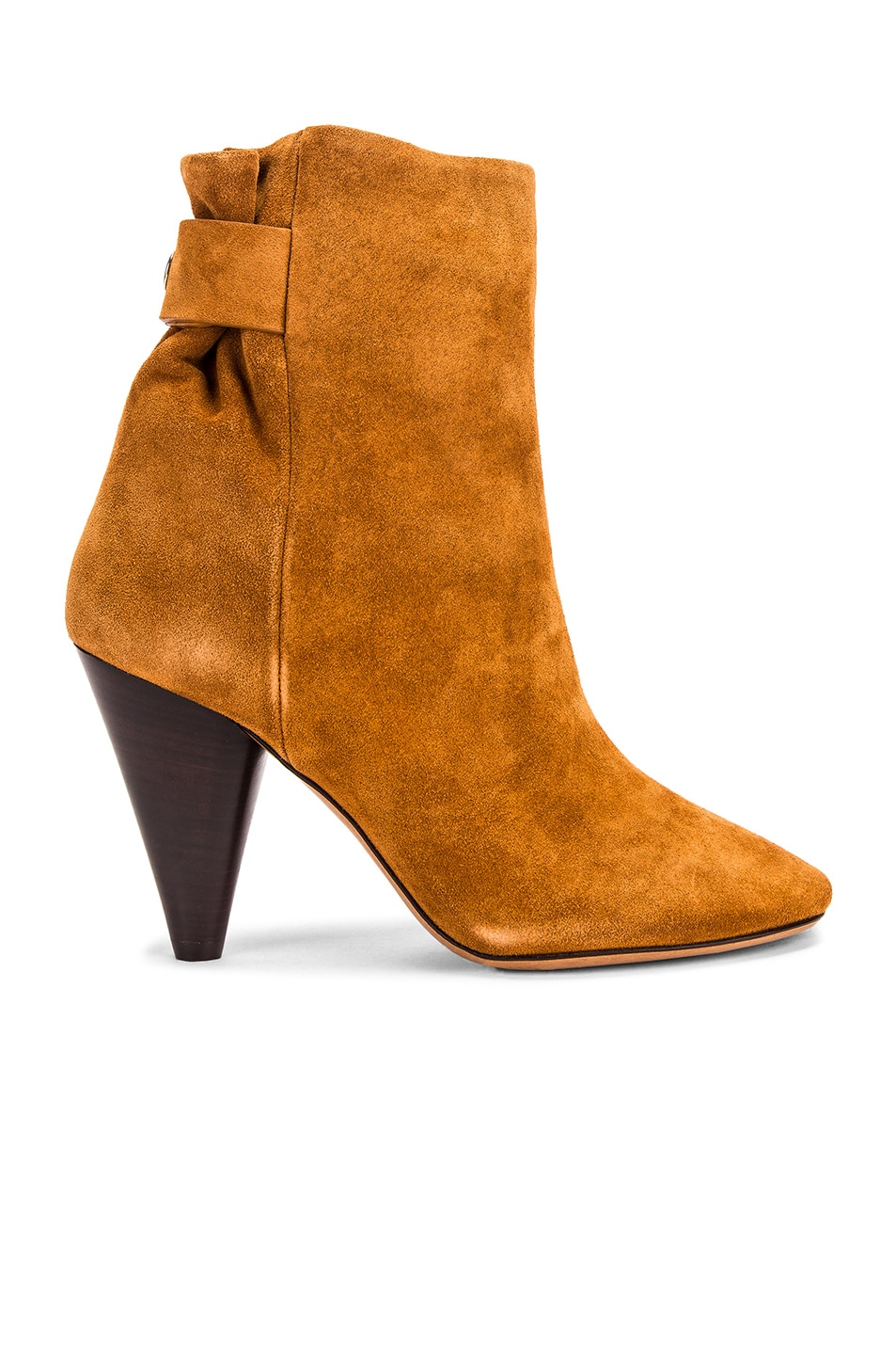 Image 1 of Isabel Marant Lystal Boot in Cognac