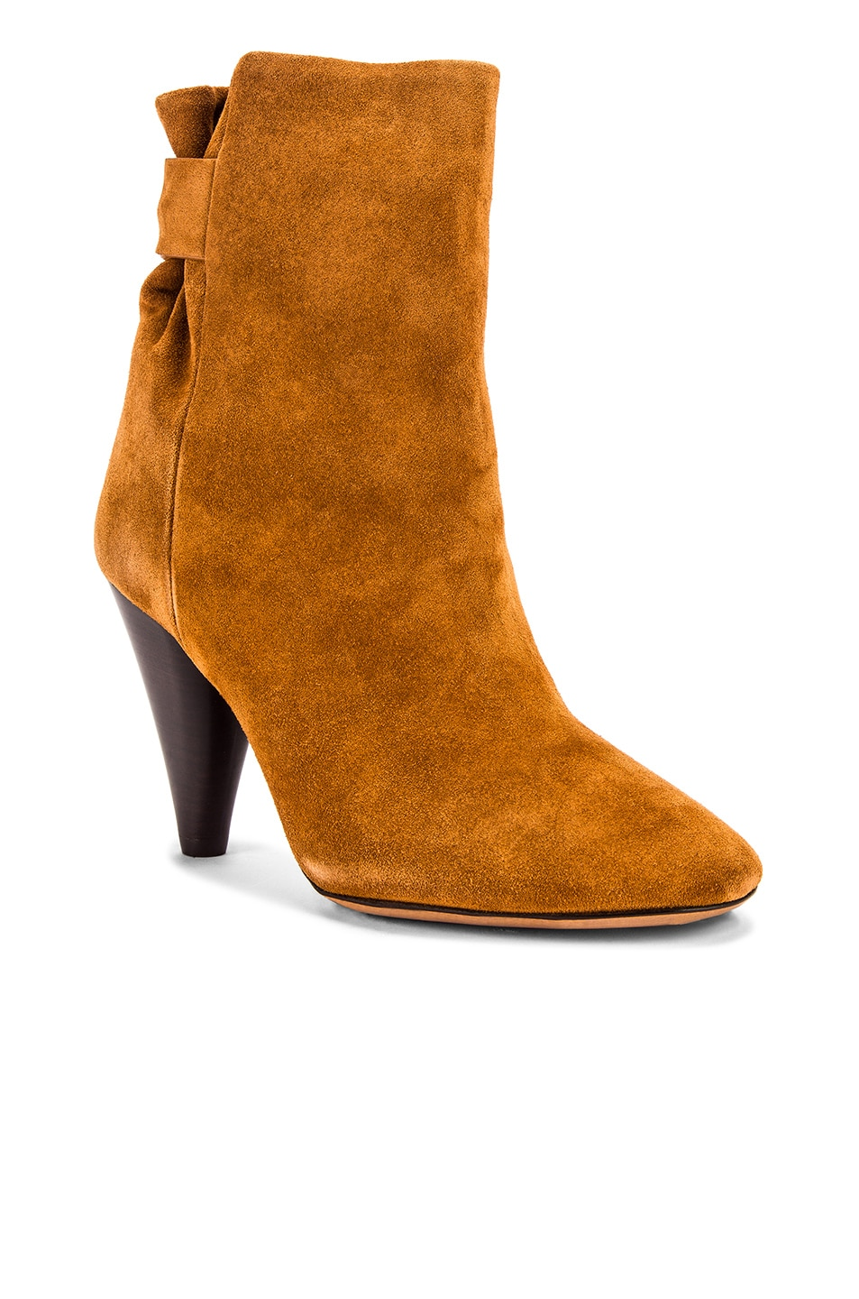 Image 2 of Isabel Marant Lystal Boot in Cognac