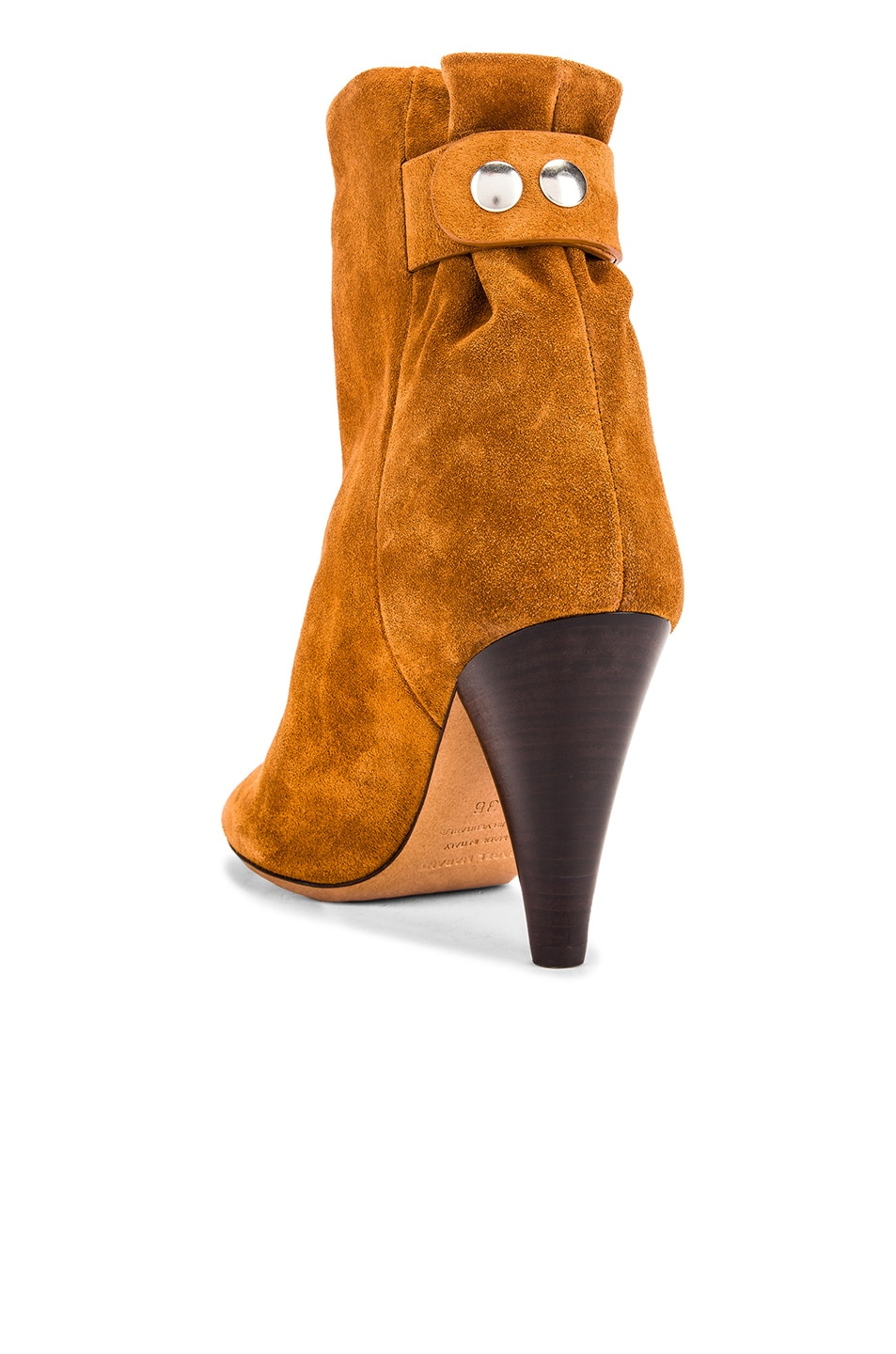 Image 3 of Isabel Marant Lystal Boot in Cognac