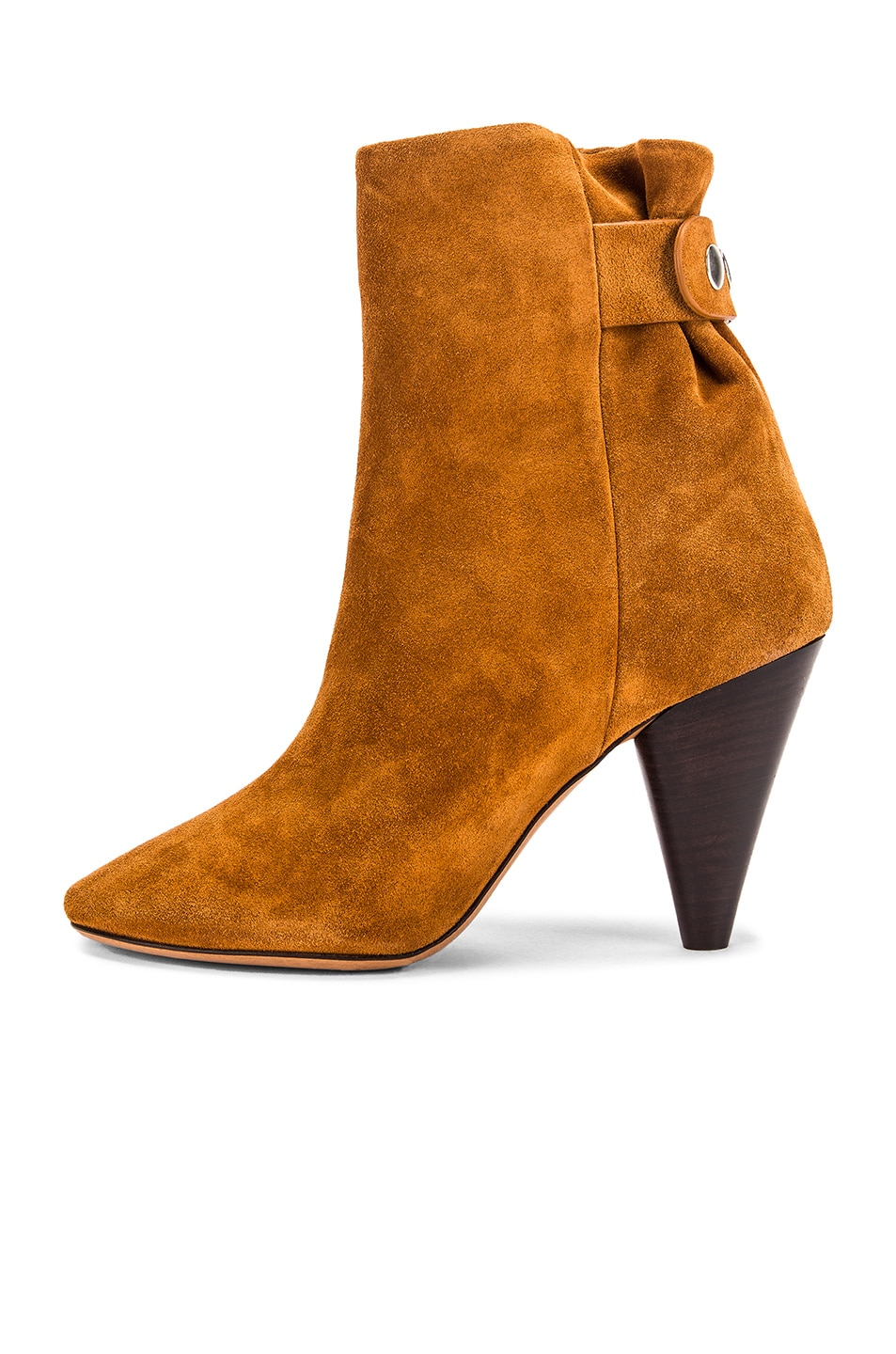 Image 5 of Isabel Marant Lystal Boot in Cognac
