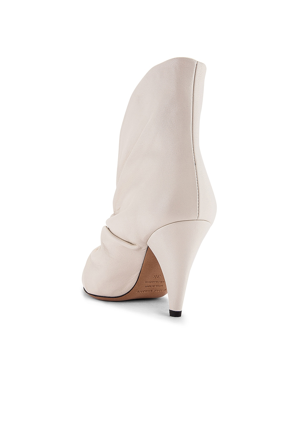 Image 3 of Isabel Marant Lasteen Boot in White