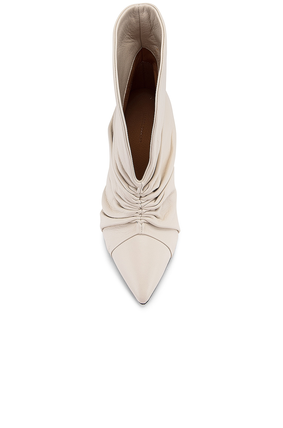 Image 4 of Isabel Marant Lasteen Boot in White