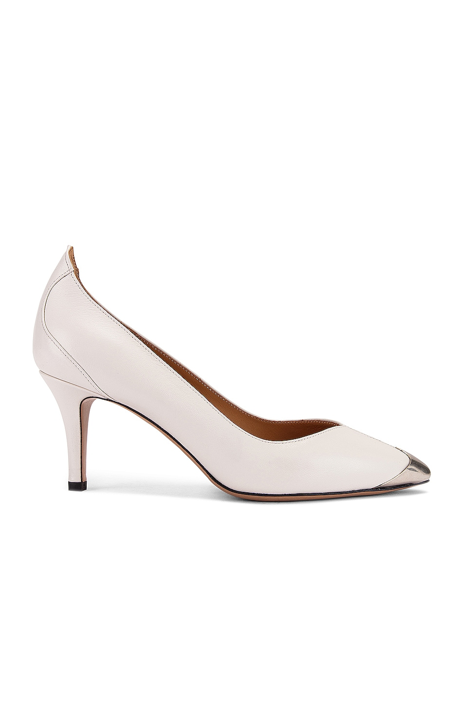 Image 1 of Isabel Marant Paloe Pump in White
