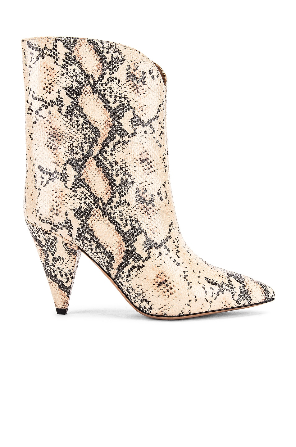 Image 1 of Isabel Marant Leinee Boot in Nude