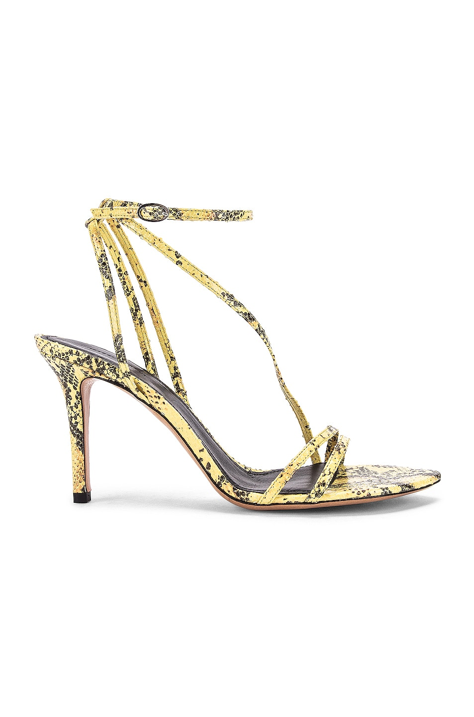 Image 1 of Isabel Marant Axee Sandal in Yellow