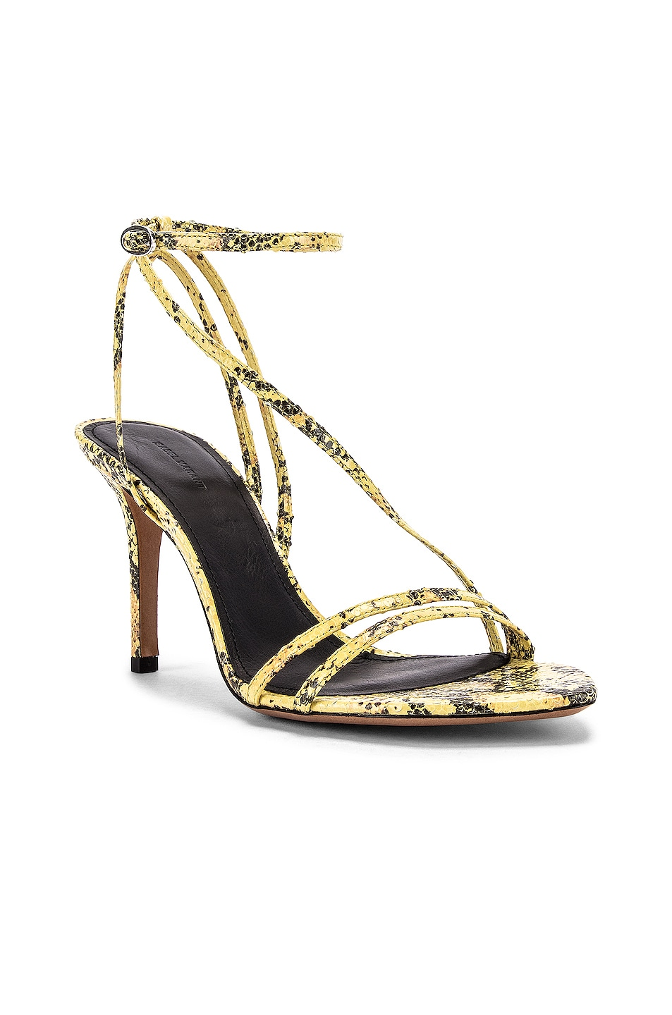 Image 2 of Isabel Marant Axee Sandal in Yellow