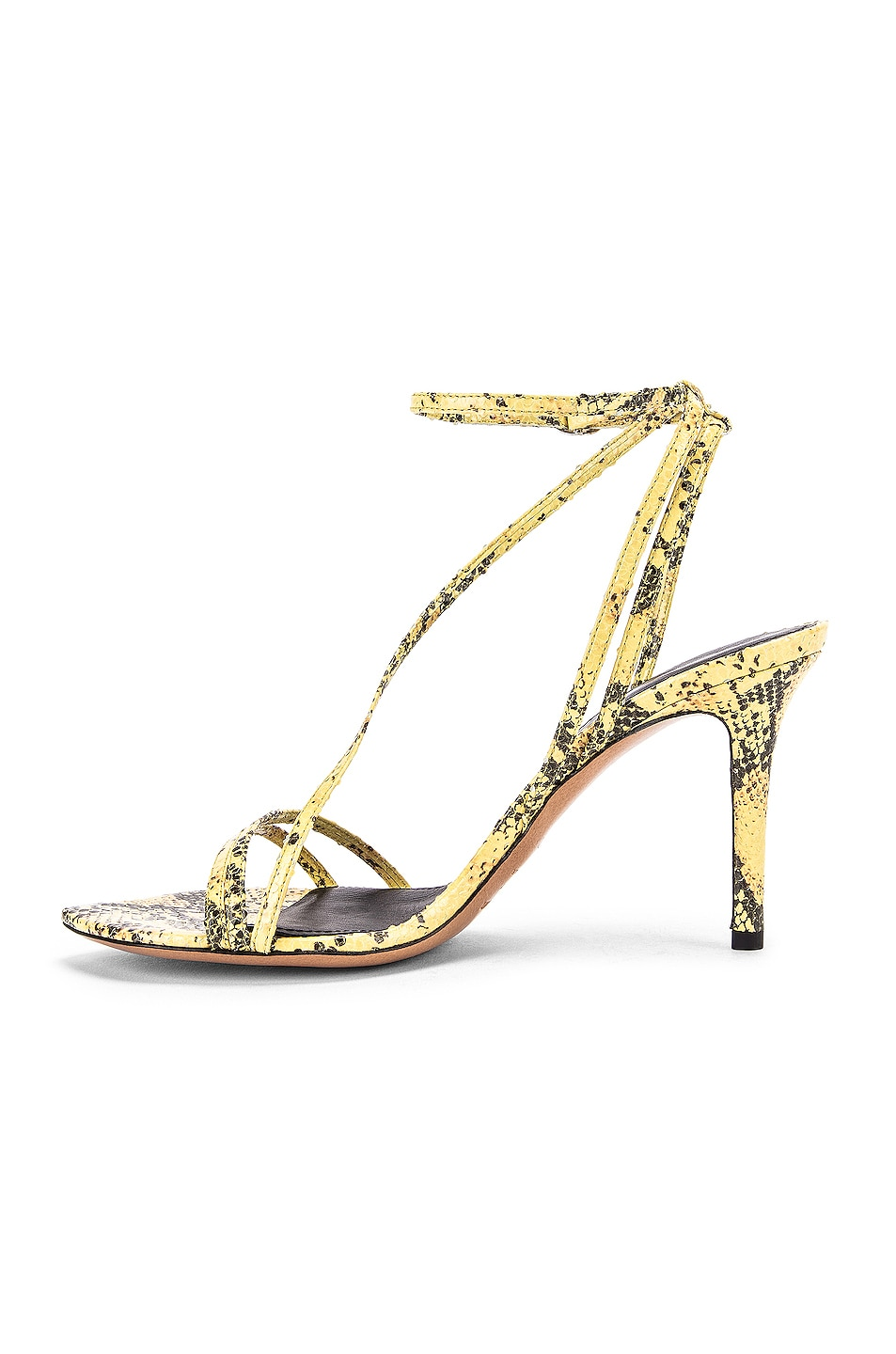 Image 5 of Isabel Marant Axee Sandal in Yellow