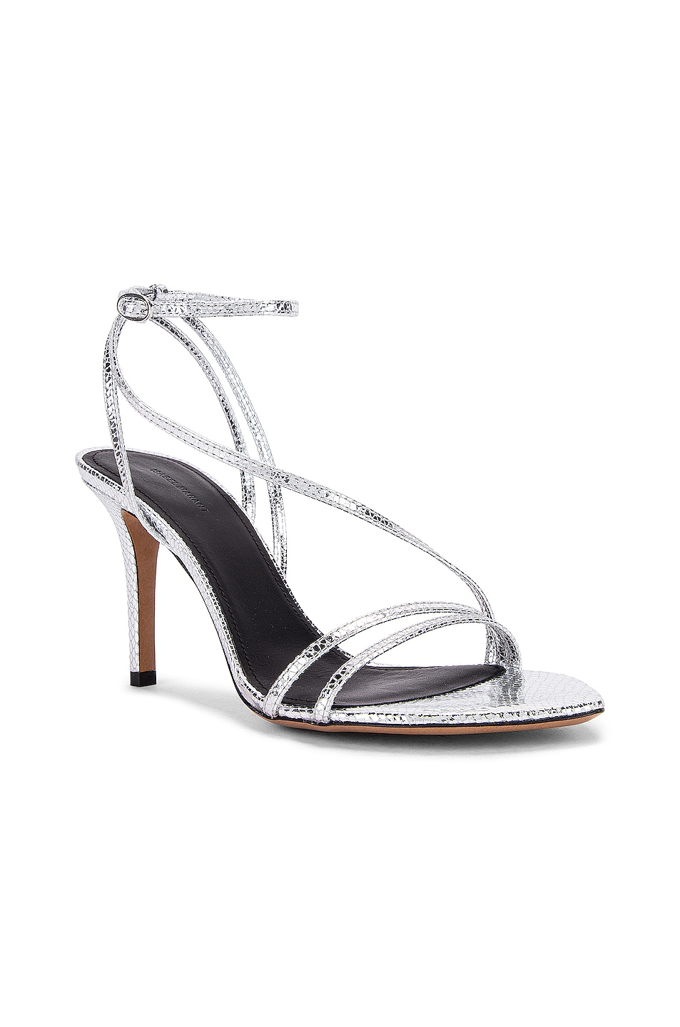 Image 2 of Isabel Marant Axee Sandal in Silver