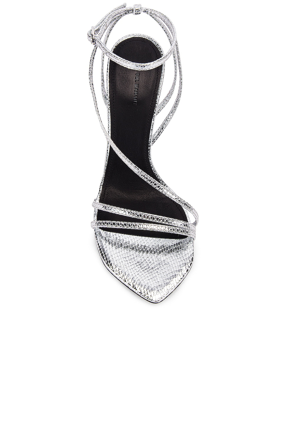 Image 4 of Isabel Marant Axee Sandal in Silver