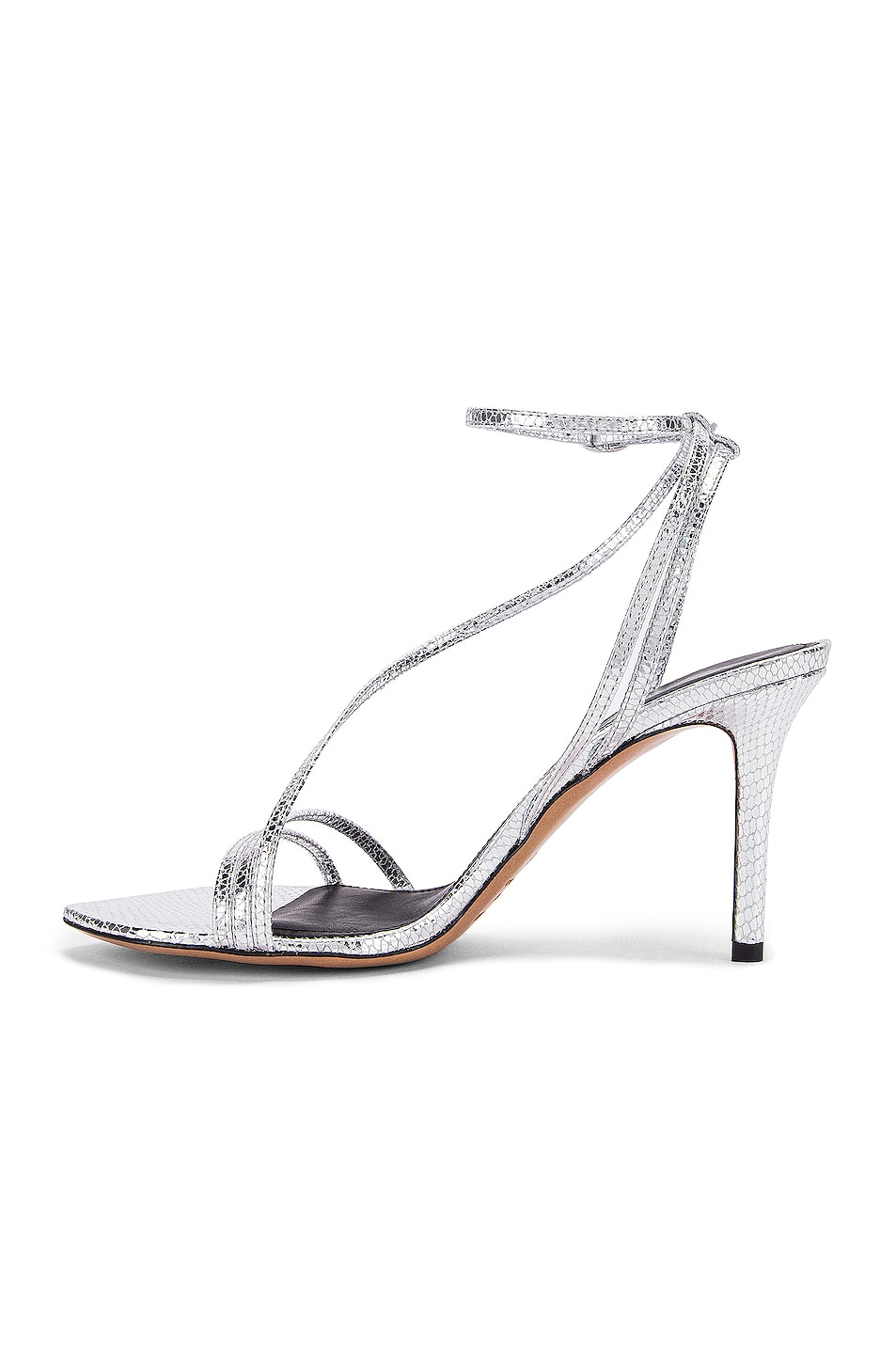 Image 5 of Isabel Marant Axee Sandal in Silver