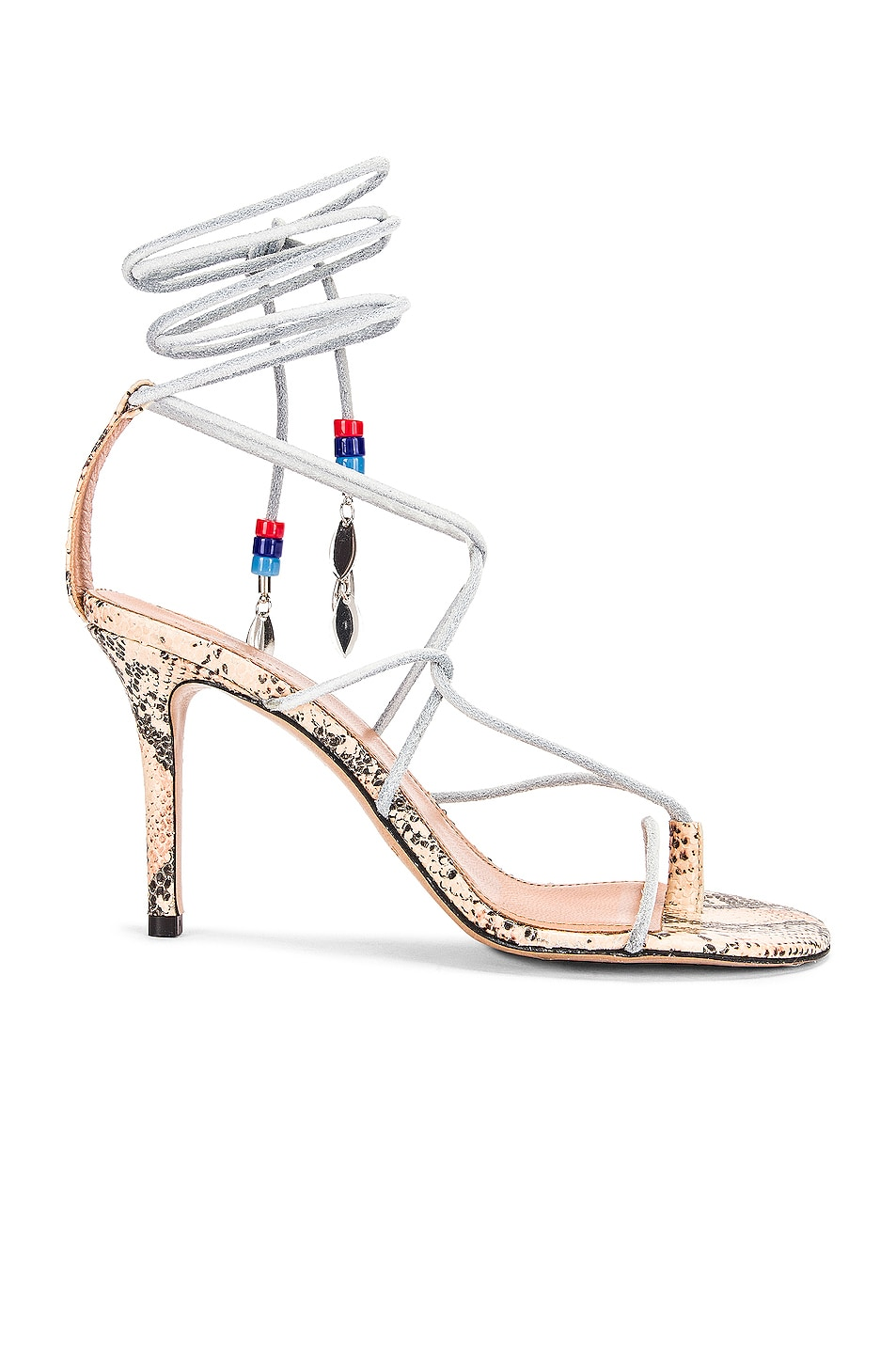 Image 1 of Isabel Marant Askee Sandal in White
