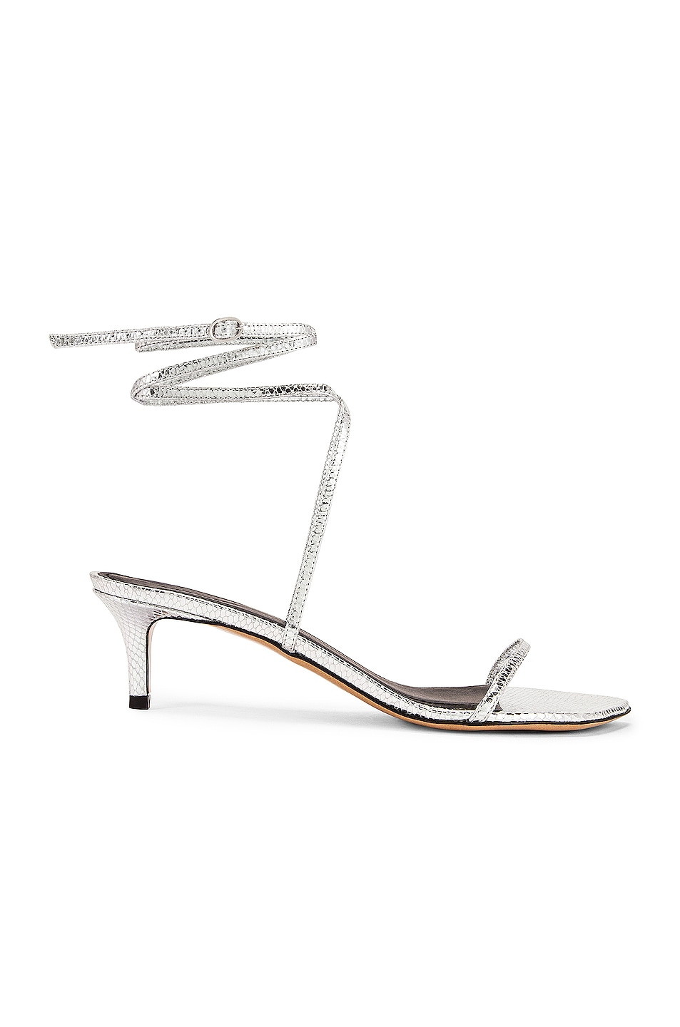 Image 1 of Isabel Marant Aridee Sandal in Silver