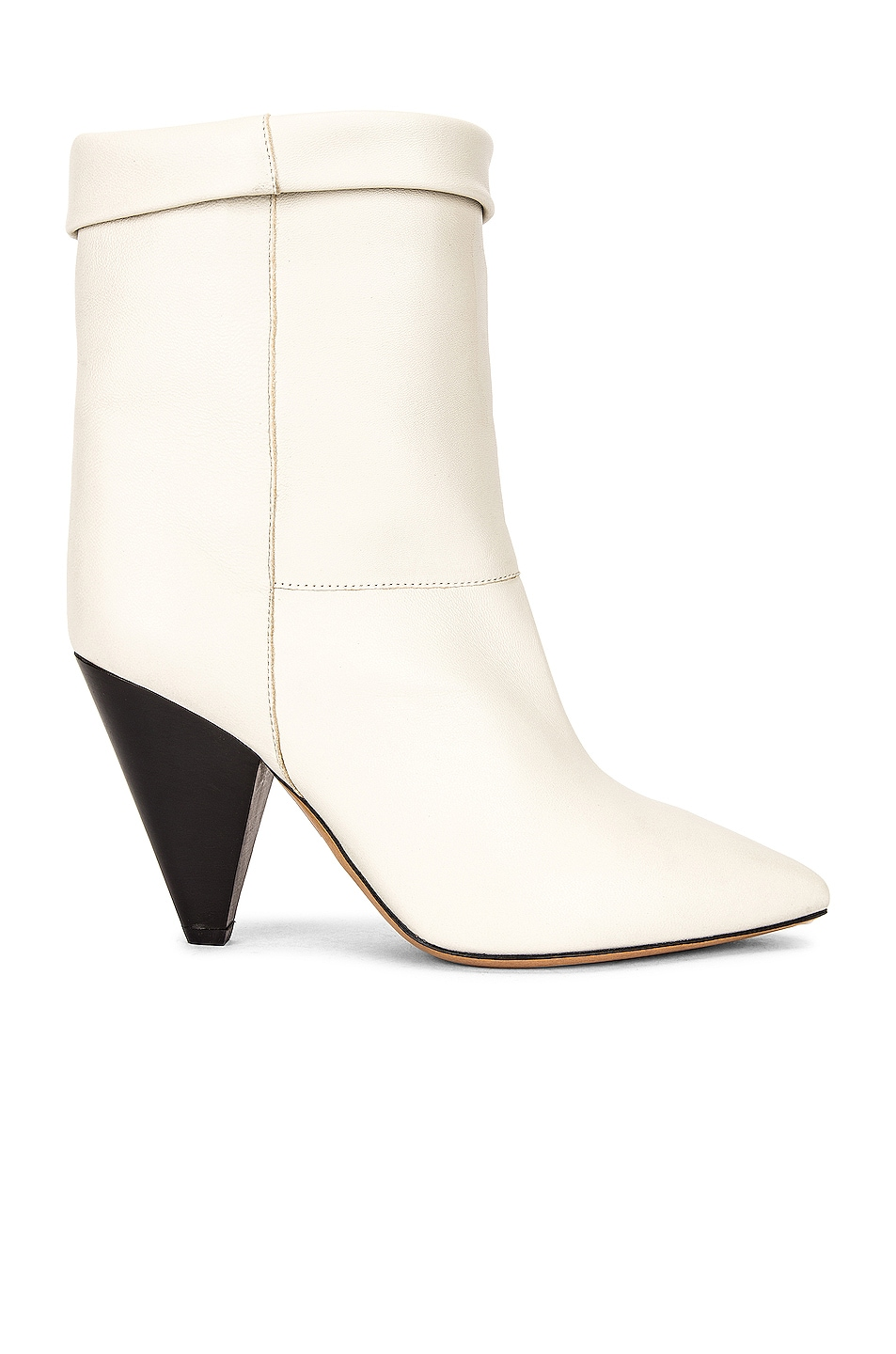 Image 1 of Isabel Marant Luido Boot in Ecru