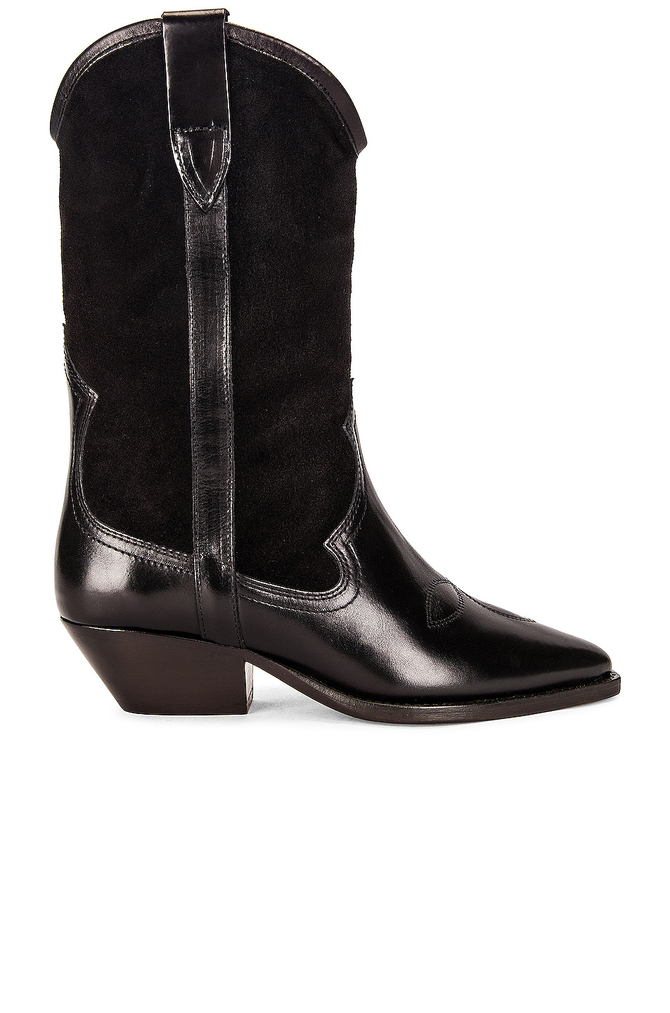 Image 1 of Isabel Marant Dandrea Boot in Faded Black