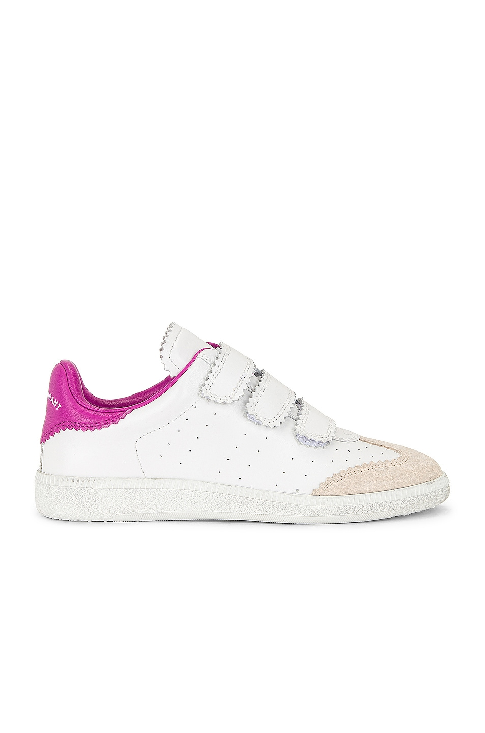 Image 1 of Isabel Marant Beth Sneaker in Pink