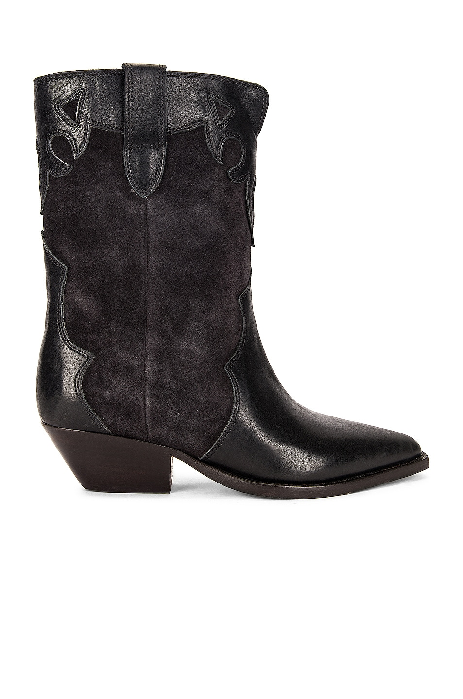 Image 1 of Isabel Marant Duoni Boot in Faded Black