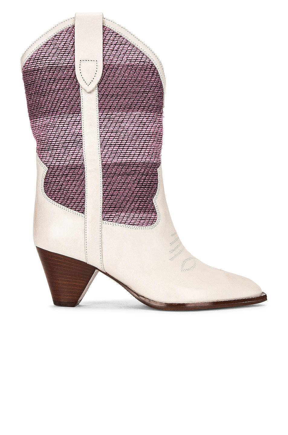 Image 1 of Isabel Marant Luliette Boot in Pink