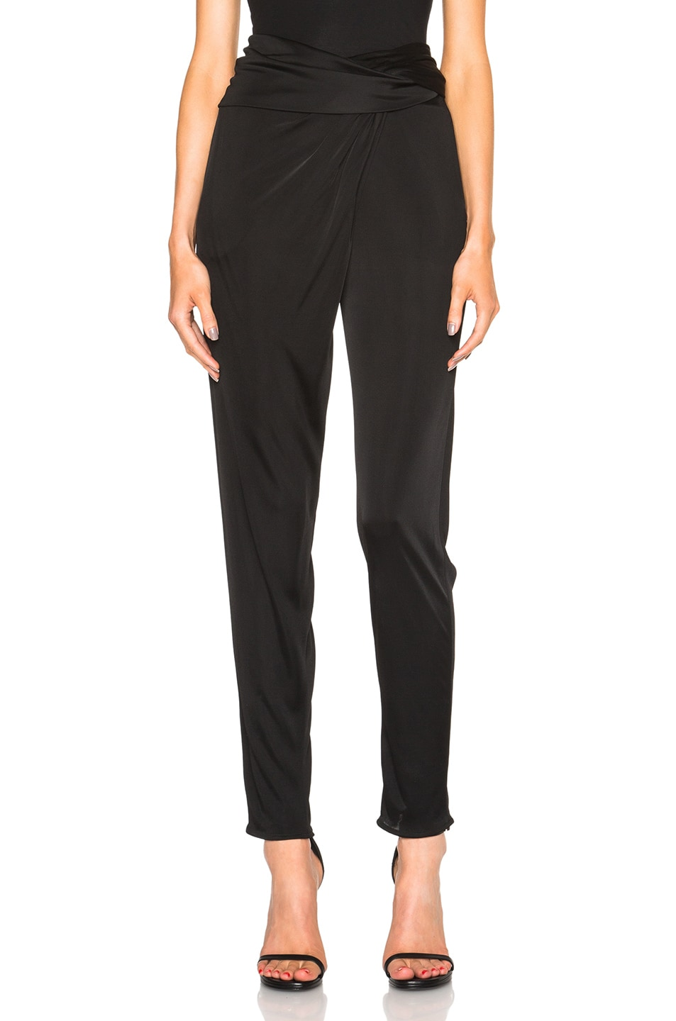 Image 1 of Issa Prudencia Pants in Black