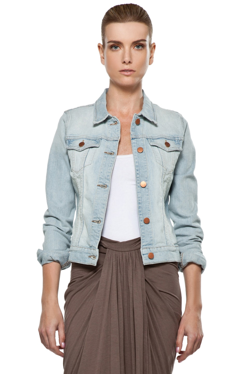Image 1 of J Brand Jean Jacket in Atomic