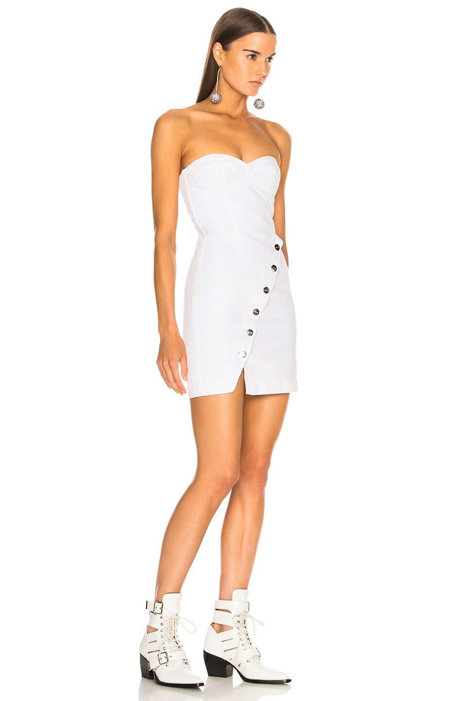 Image 3 of JEAN ATELIER Claudia Mini Dress in Mykonos