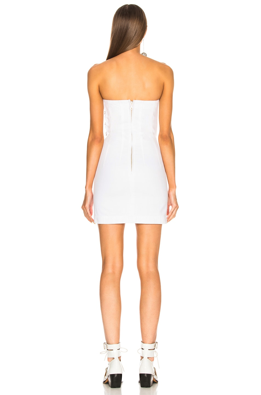 Image 4 of JEAN ATELIER Claudia Mini Dress in Mykonos