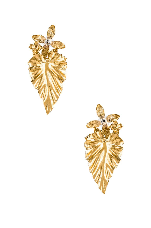 Image 4 of Jennifer Behr Kamille Earrings in Gold