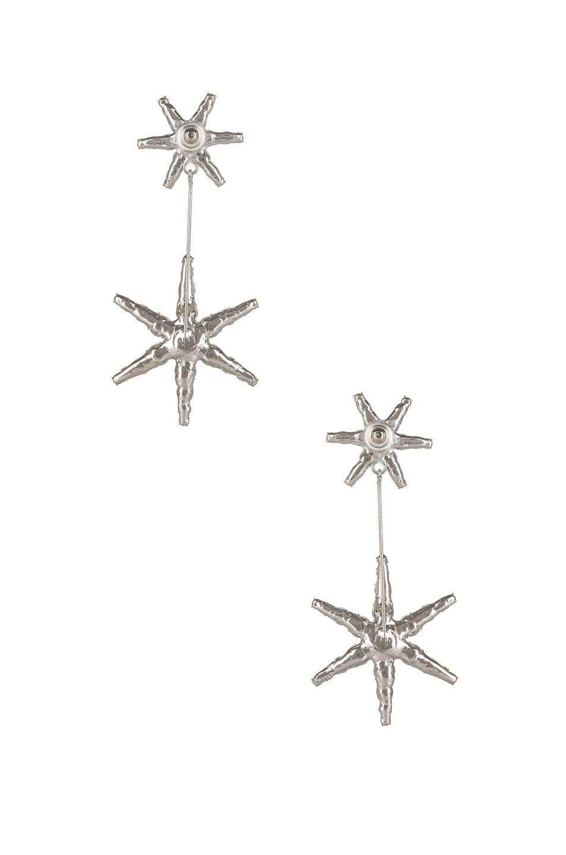 Image 3 of Jennifer Behr Estee Earrings in Crystal