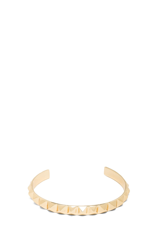Image 1 of Jennifer Fisher Stud Cuff in Brass