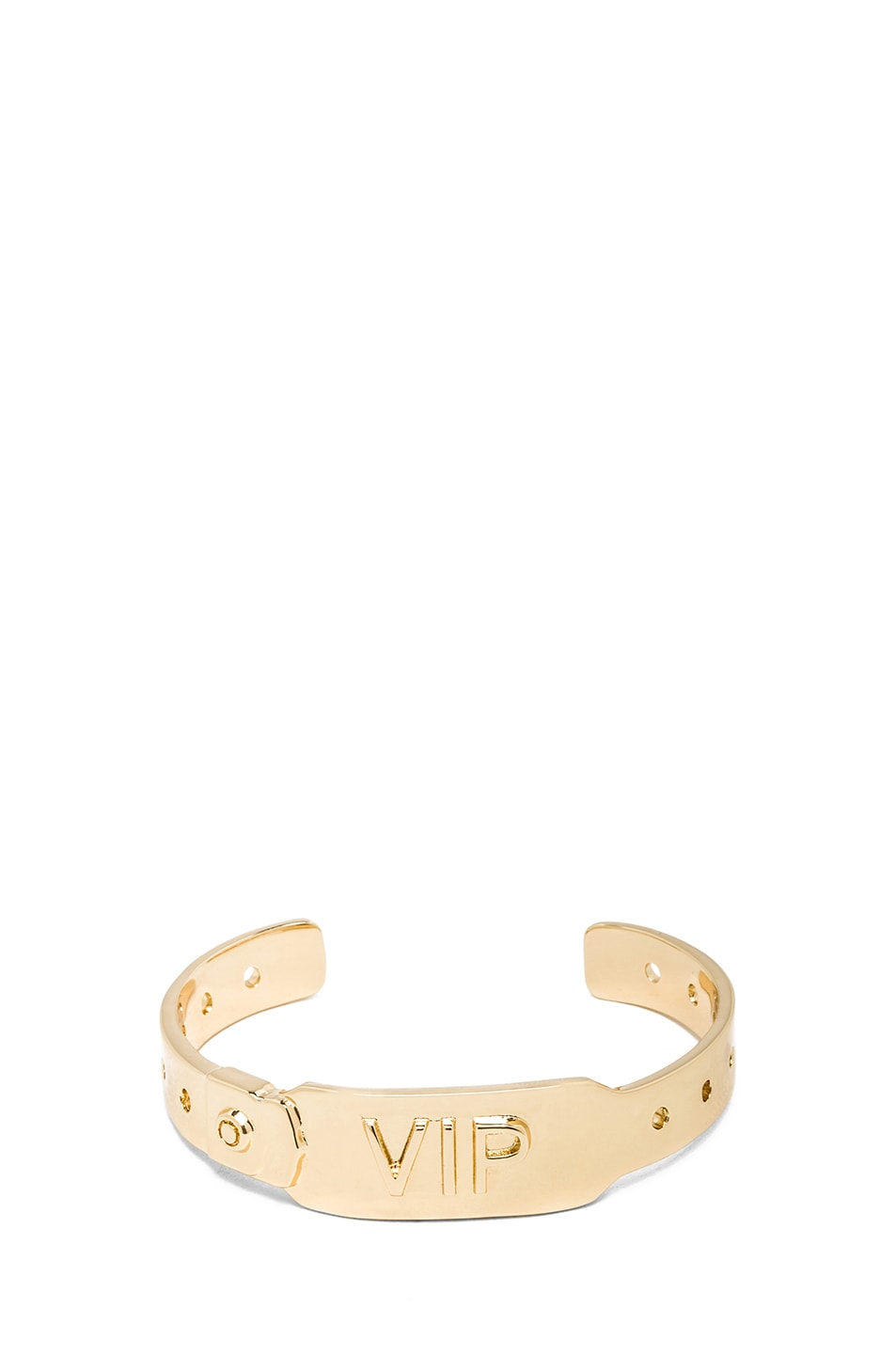 Image 1 of Jennifer Fisher VIP Cuff in Brass