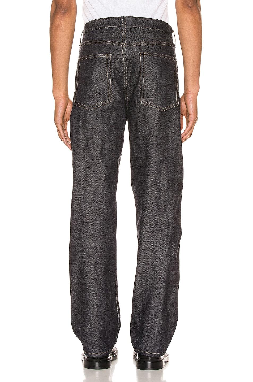 Image 3 of Jil Sander Standard Jeans in Dark Blue
