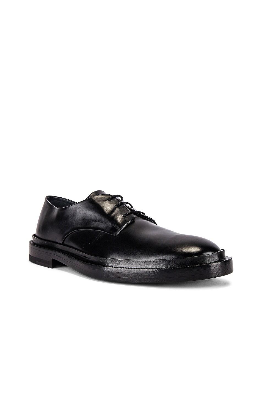 Image 1 of Jil Sander Derby Shoe in Black