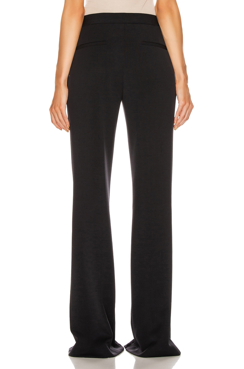 Image 3 of Jil Sander Snap Button Pant in Dark Blue