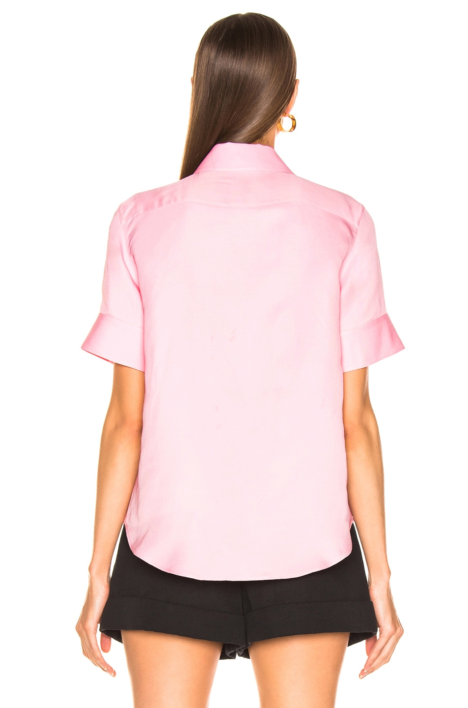 Image 3 of Jil Sander Giuditta Top in Bright Pink