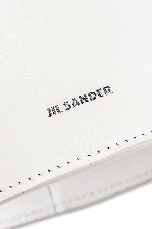 Image 7 of Jil Sander Small Sombrero Tote in Natural