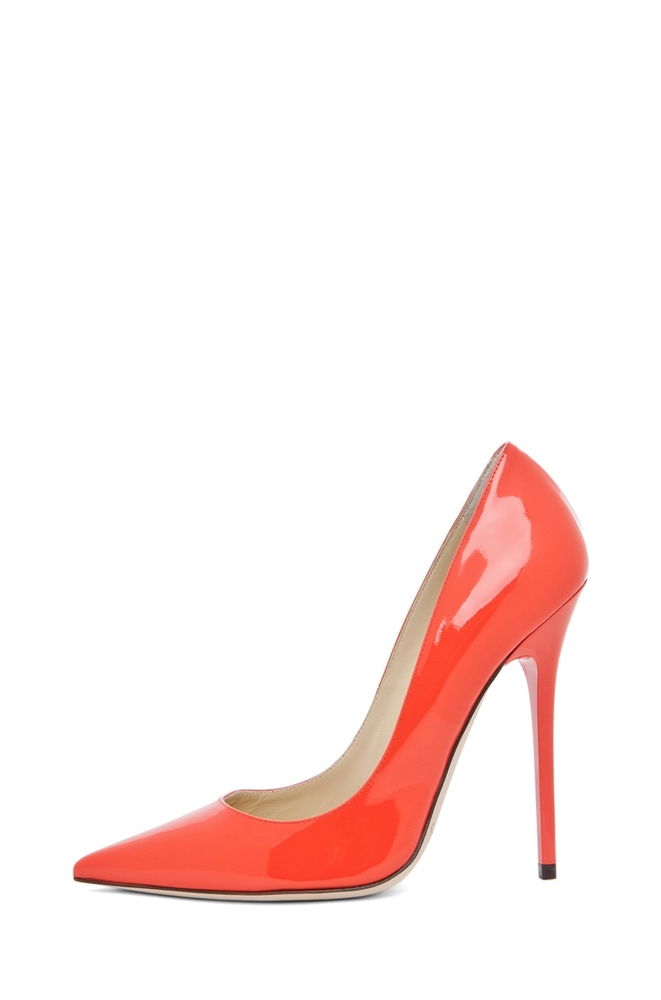 Image 1 of Jimmy Choo Anouk Pump in Tangerine