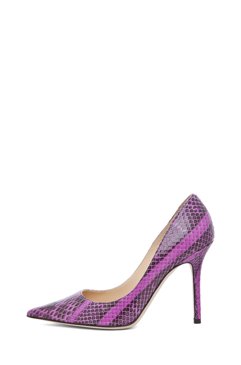 Image 1 of Jimmy Choo Abel Pump in Orchid